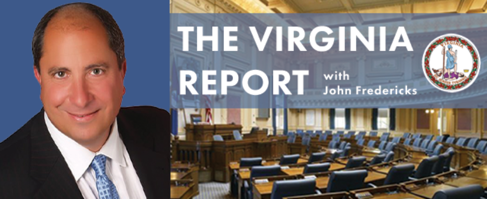 The Virginia Report Graphic