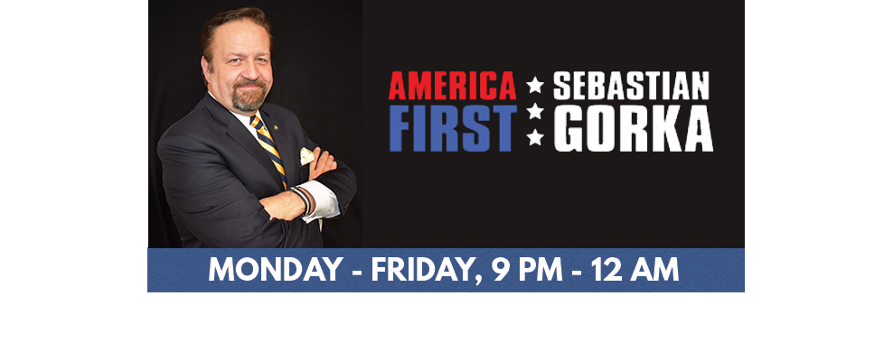 WJFN Slider America First with Sebastian Gorka