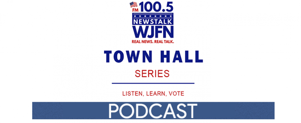 townhall podcast cover