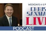 saxman live podcast