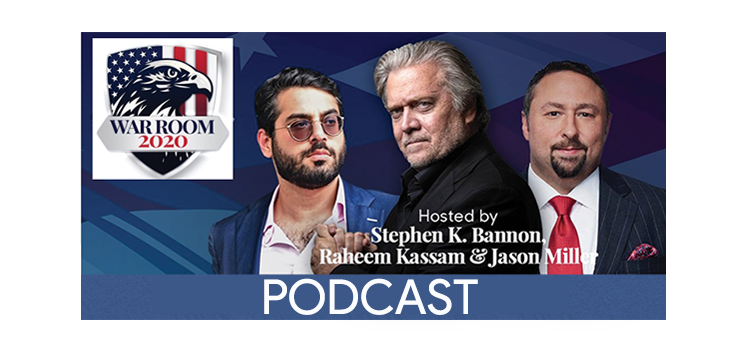 podcast header war room 2020